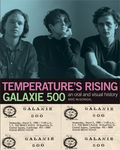 GALAXIE 500 / MIKE MCGONICAL, temperature´s rising cover