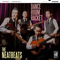 Cover NEATBEATS, dance room racket