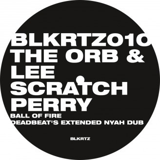 Cover ORB & LEE SCRATCH PERRY, deadbeat remixes