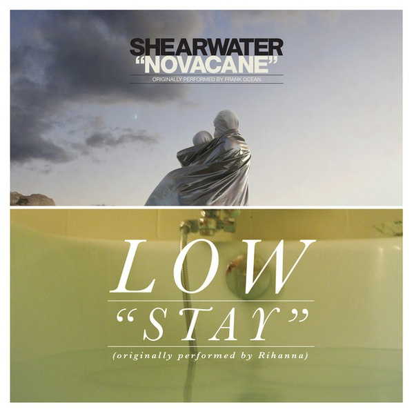 Cover LOW / SHERWATER, stay/novacane