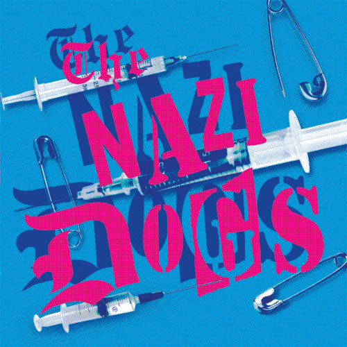 NAZI DOGS, saigon shakes ep cover