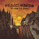 Cover GRAND MAGUS, triumph and power