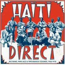 V/A, haiti direct cover