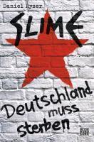 DANIEL RYSER, slime - deutschland muss sterben cover