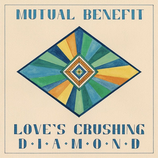 Cover MUTUAL BENEFIT, love´s crushing diamond