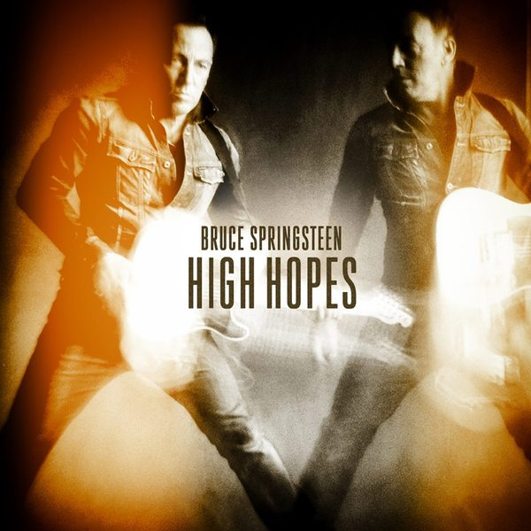 Cover BRUCE SPRINGSTEEN, high hopes
