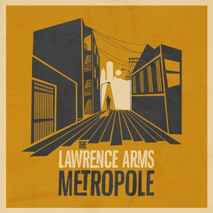 LAWRENCE ARMS, metropole cover