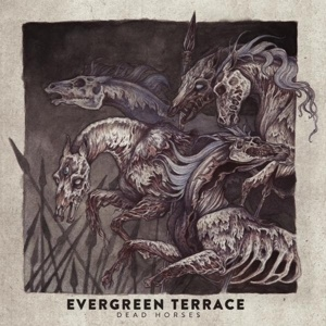 Cover EVERGREEN TERRACE, dead horses