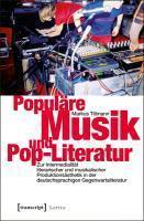 MARKUS TILLMANN, populäre musik und pop-literatur cover