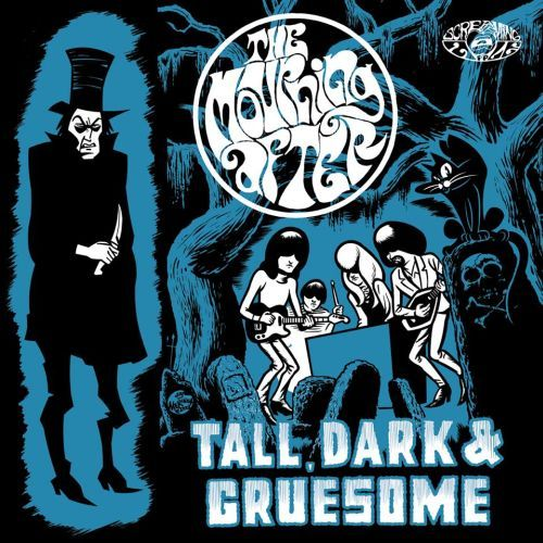 Cover MOURNING AFTER, tall, dark & gruesome