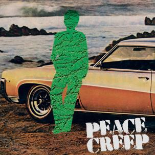 Cover PEACE CREEP, s/t
