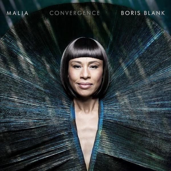 MALIA & BORIS BLANK, convergence cover