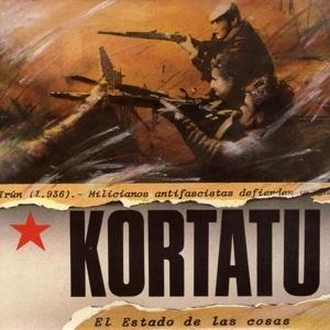 KORTATU, el estado de las cosas cover