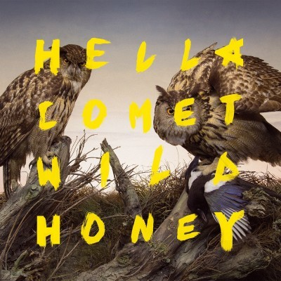 Cover HELLA COMET, wild honey