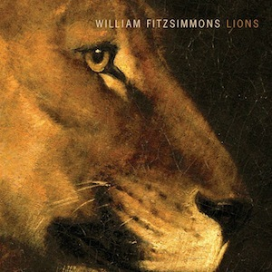 Cover WILLIAM FITZSIMMONS, lions