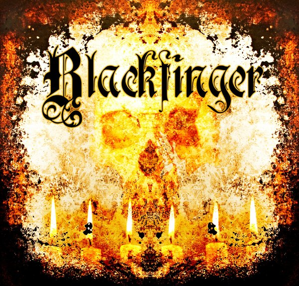 BLACKFINGER, s/t cover