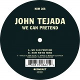 Cover JOHN TEJADA, we can pretend