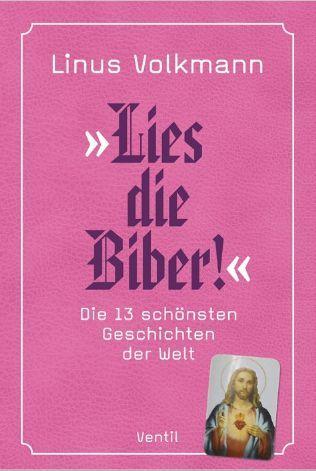 LINUS VOLKMANN, lies die biber cover