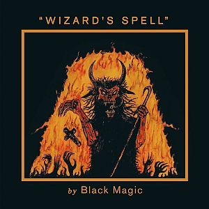 Cover BLACK MAGIC, wizard´s spell