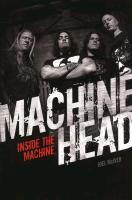 JOEL MCIVER, machine head: inside the machine cover