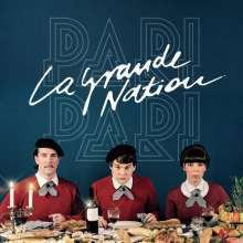 Cover PARI PARI, la grande nation