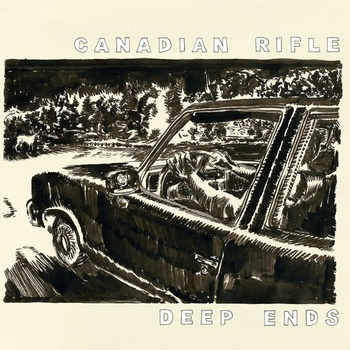CANADIAN RIFLE, deep ends cover