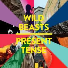 Cover WILD BEASTS, present tense