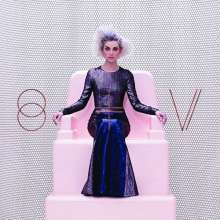Cover ST. VINCENT, s/t