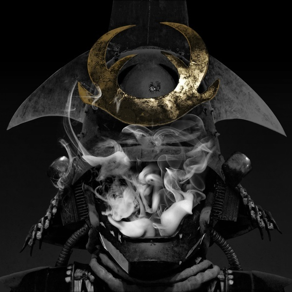 Cover GLITCH MOB, love death immortality