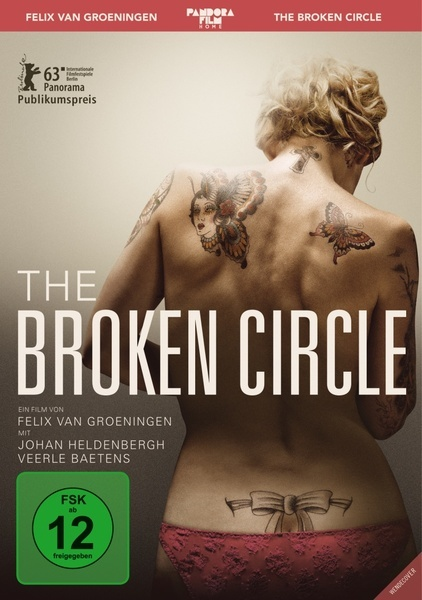 Cover BROKEN CIRCLE, movie
