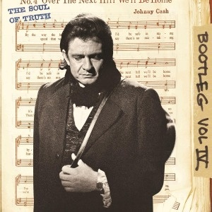 JOHNNY CASH, bootleg 4: soul of truth cover