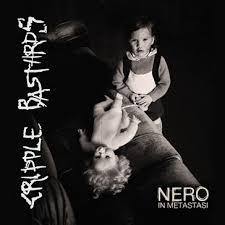 Cover CRIPPLE BASTARDS, nero in metastasi