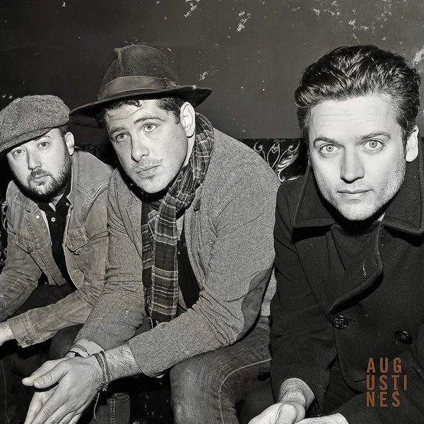 AUGUSTINES, s/t cover