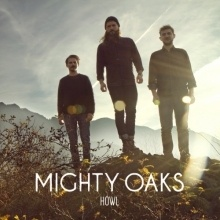 Cover MIGHTY OAKS, howl