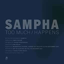Cover SAMPHA, too much