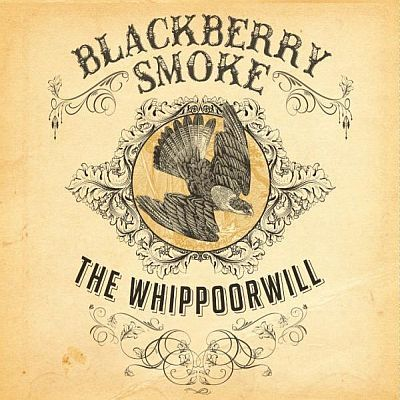 Cover BLACKBERRY SMOKE, whippoorwill