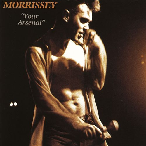 Cover MORRISSEY, your arsenal