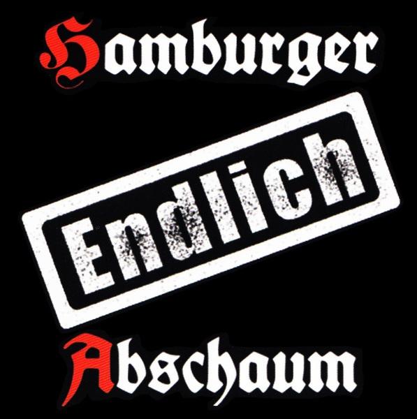HAMBURGER ABSCHAUM, endlich cover