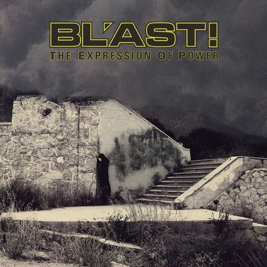 Cover BL´AST, expression of power