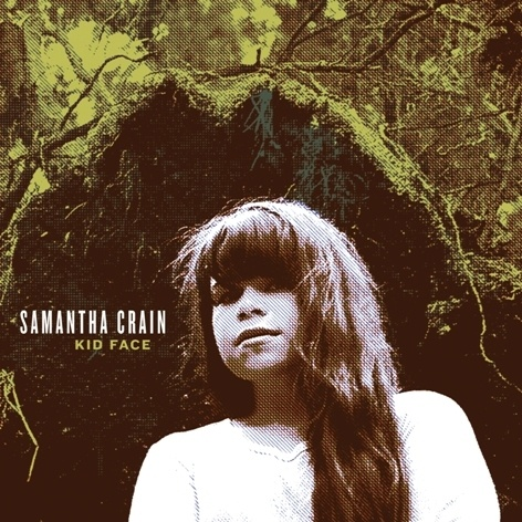 Cover SAMANTHA CRAIN, kid face
