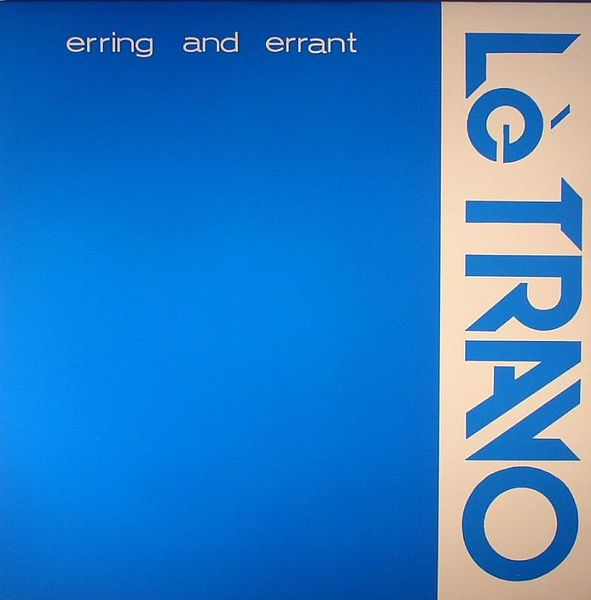 Cover LE TRAVO, erring and errant