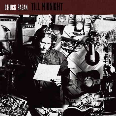 Cover CHUCK RAGAN, till midnight