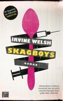 Cover IRVINE WELSH, skagboys