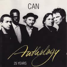 CAN, anthology 25 years cover