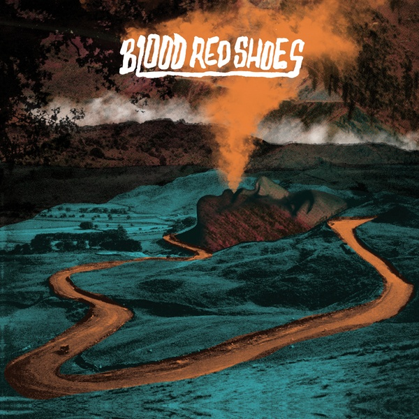 BLOOD RED SHOES, s/t cover