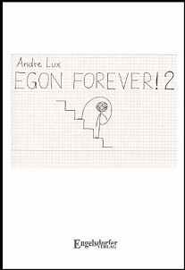 ANDRE LUX, egon forever! 2 cover