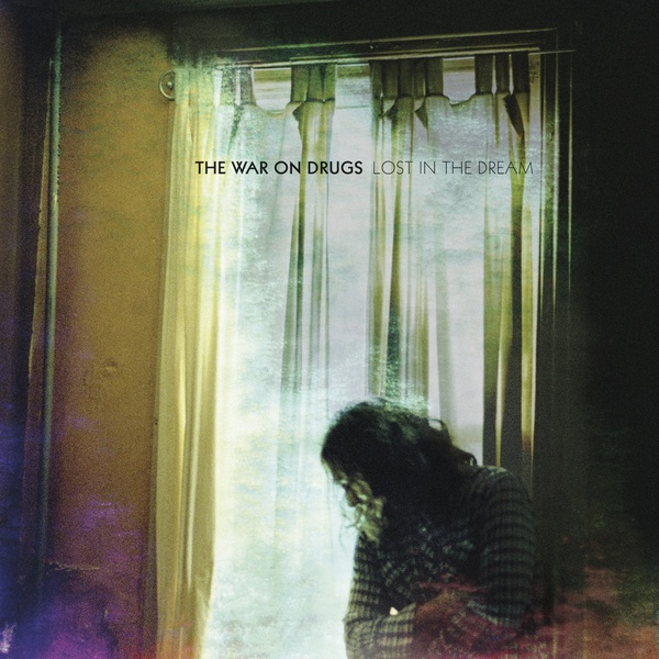Cover WAR ON DRUGS, lost in the dream