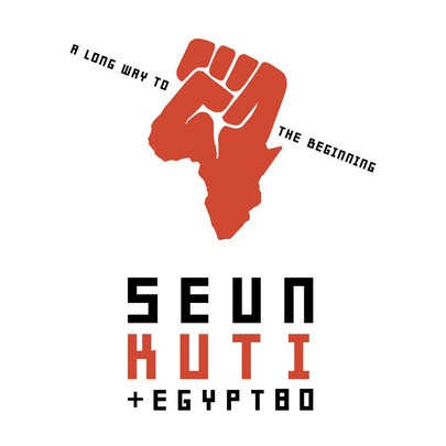 Cover SEUN KUTI & EGPYT 80, a long way to the beginning