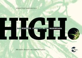 SEBASTIAN MARINCOLO, high - das positive potential von marihuana cover