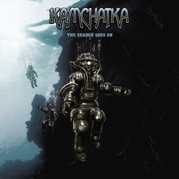 Cover KAMCHATKA, the search goes on